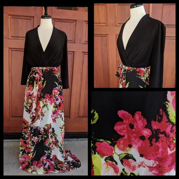 fb4bf1ee87 Be by Chetta B Dresses   Skirts - Chetta B Maxi Dress